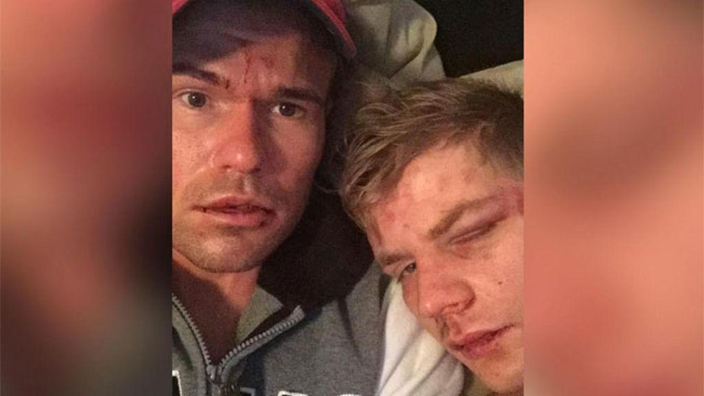 Brutal agresión a una pareja gay en un tren en Reino Unido