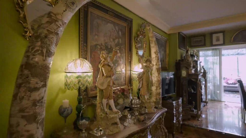 La fastuosa casa de Rappel, foto a foto