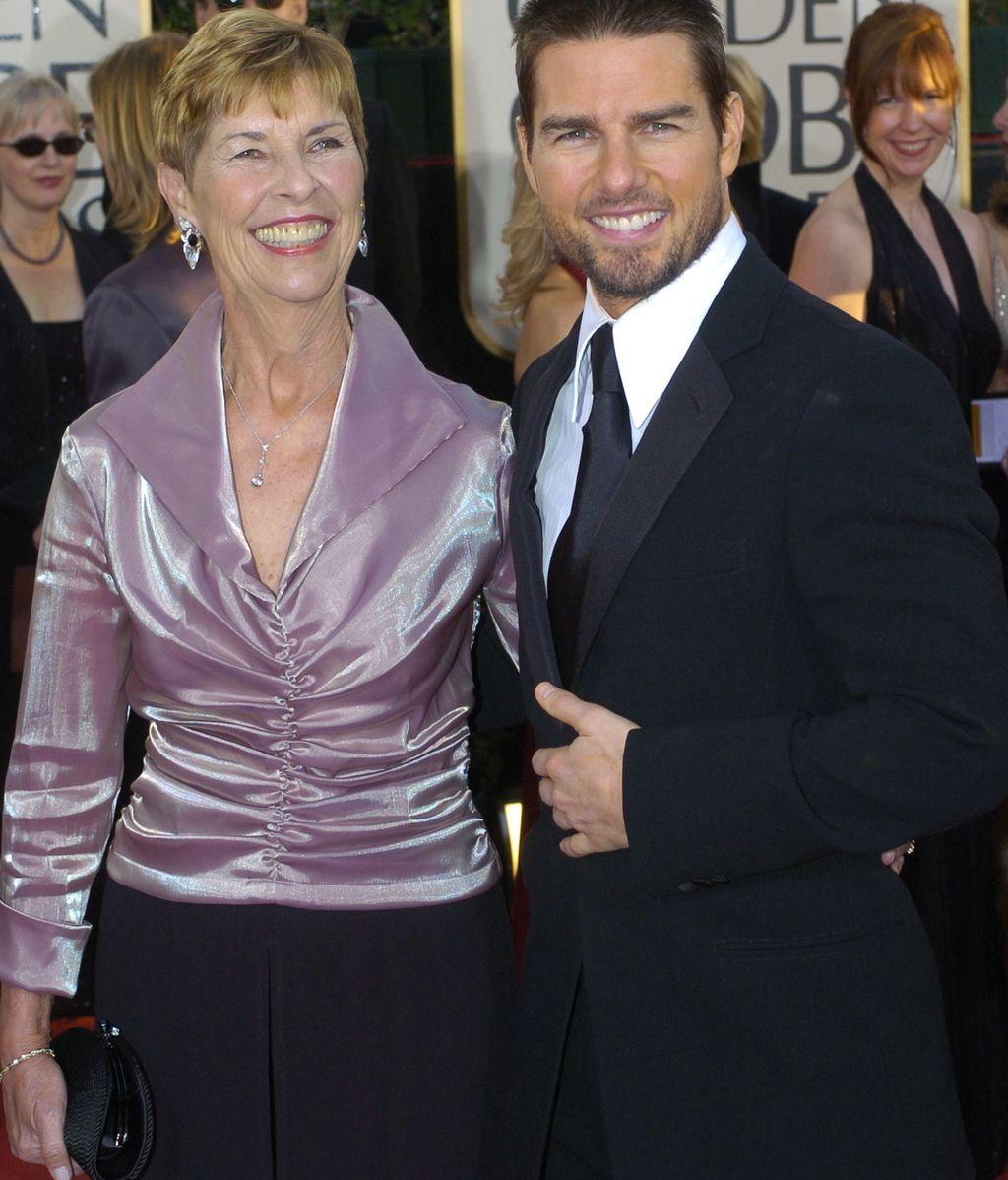Madre de Tom Cruise