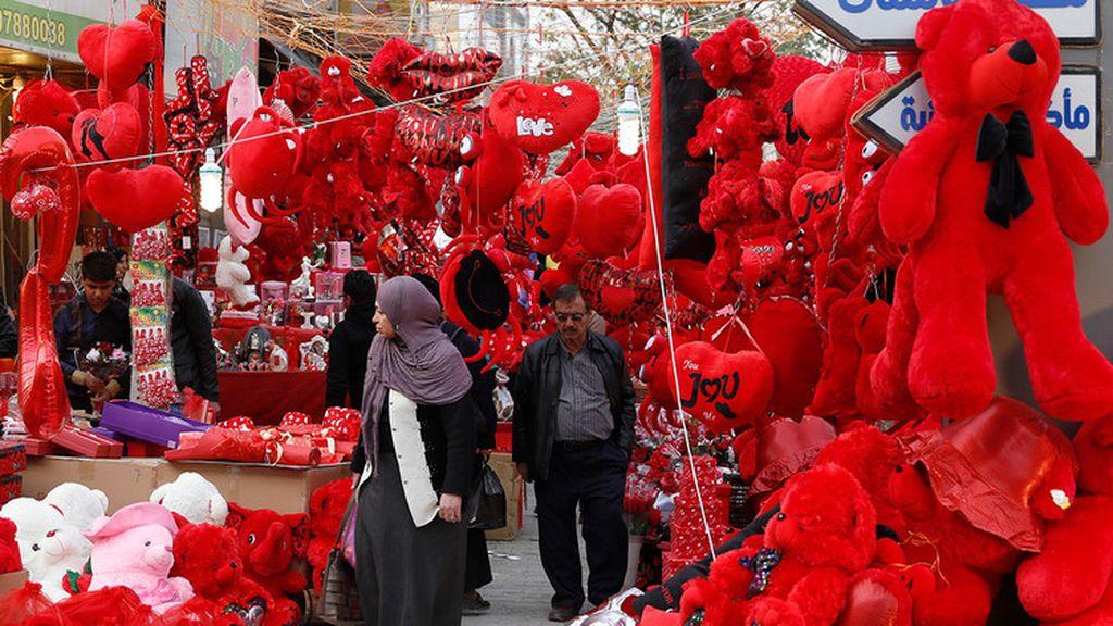 Irak se suma a la celebración