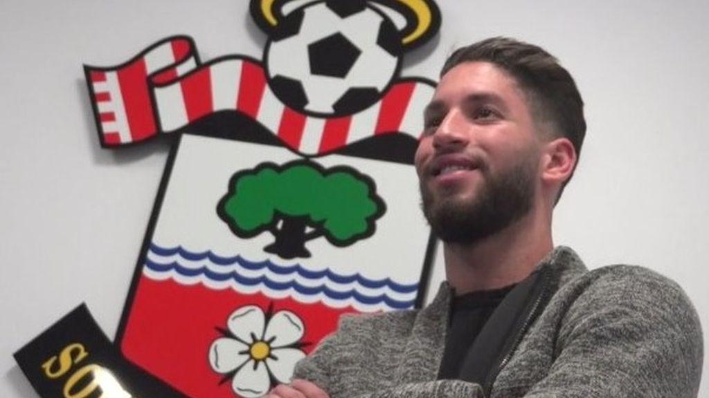Sergio Ramos,  Southampton