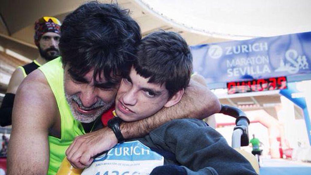 Recogida firmas para que José Manuel Roas sea Princesa de Asturias
