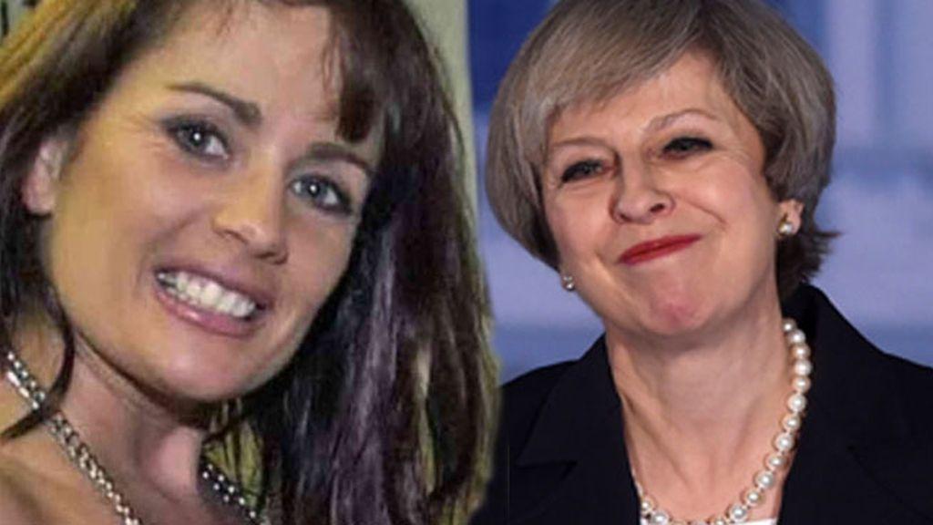 Theresa May,teresa May,Theresa May actriz porno,