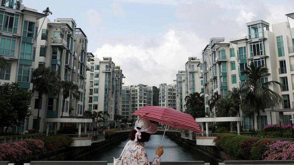 Las vistas en Singapur