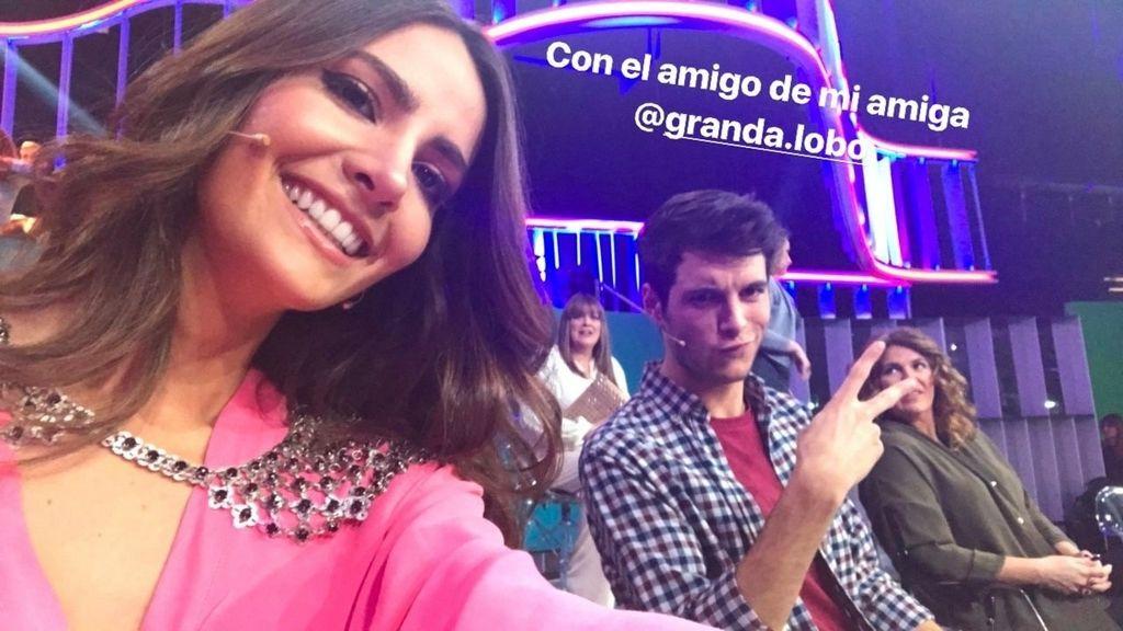 Aylén Milla redes sociales