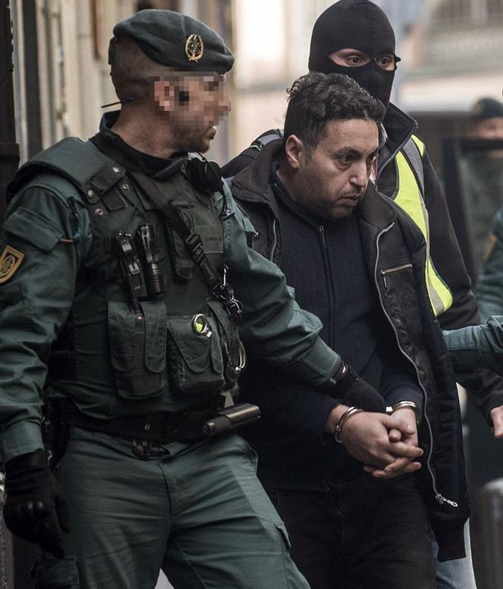 Detenido un hombre en Bilbao por supuestos vínculos con el Daesh