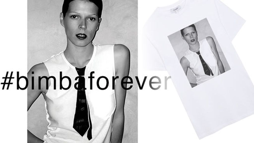 Bimba forever camiseta DAVID DELFIN