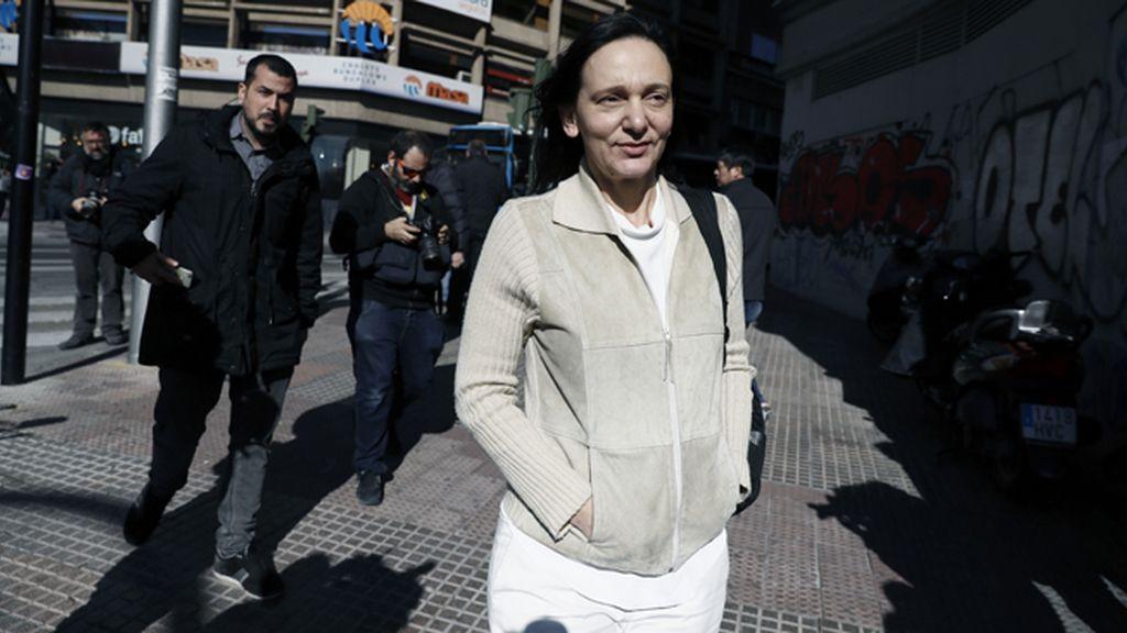 Carolina Bescansa anuncia que deja la dirección de Podemos y que no irá en ninguna lista