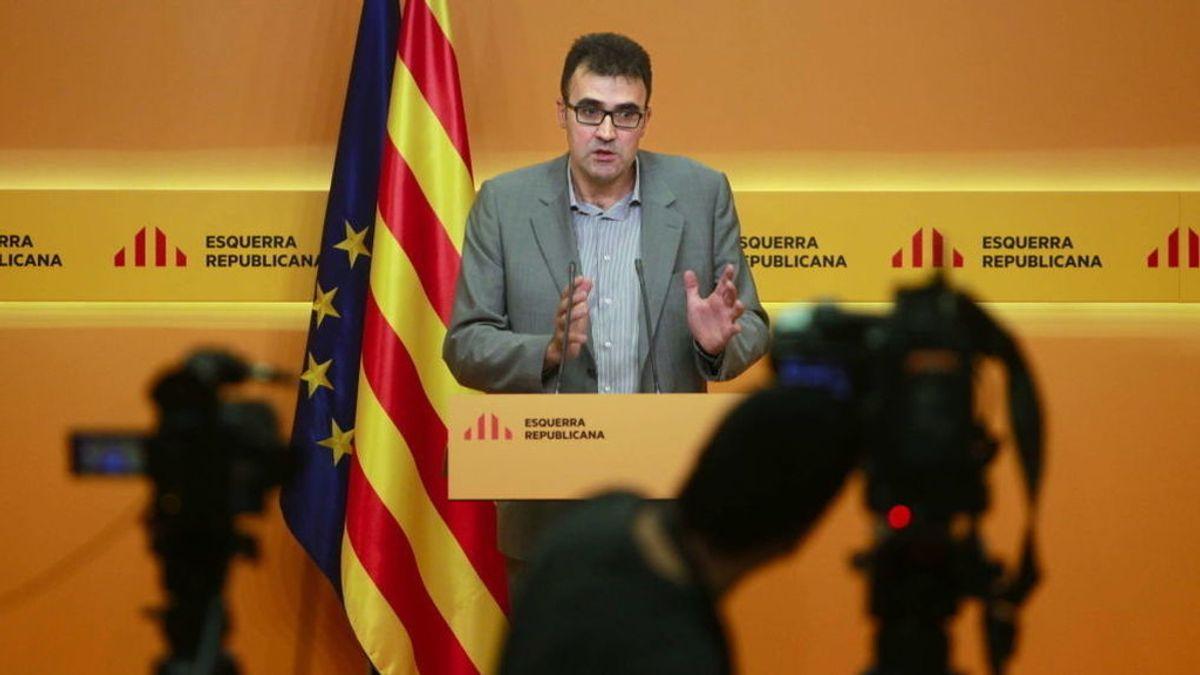 Secretario de Hacienda de la Generalitat, Lluís Salvadó
