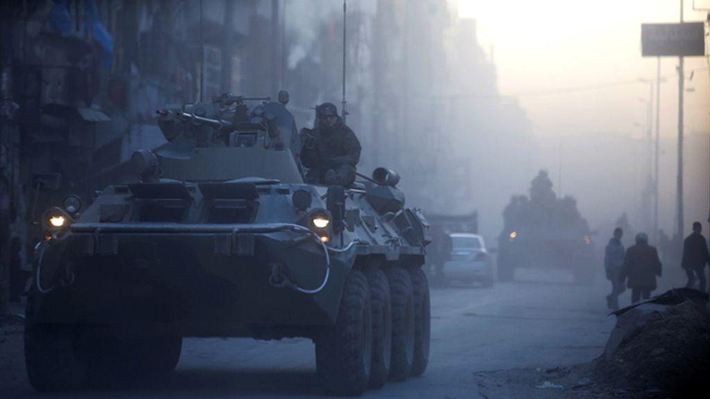 Rusia mata por error a tres militares turcos desplegados en Siria
