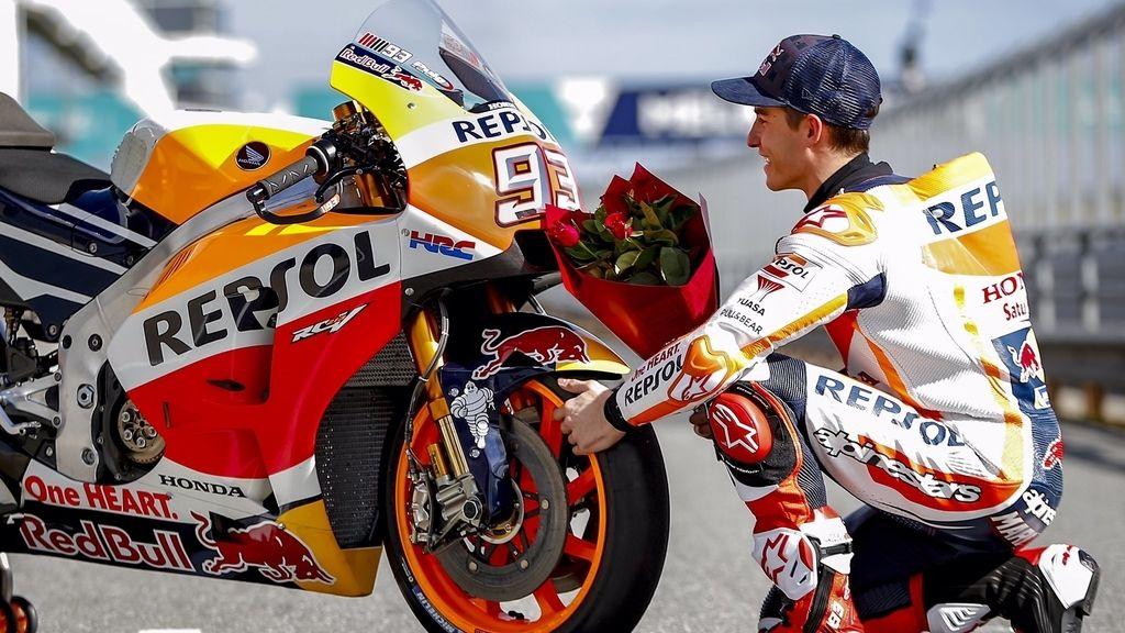 MotoGP,Marc Marquez,Repsol Honda