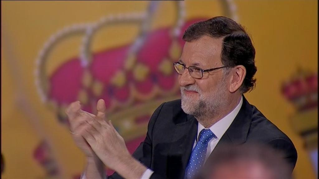 Mariano Rajoy clausura el Congreso del PP