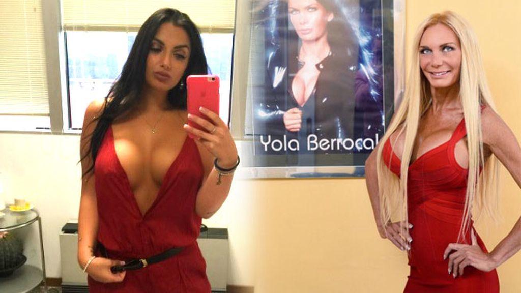 Los parecidos entre Yola Berrocal y Elettra Lamborghini