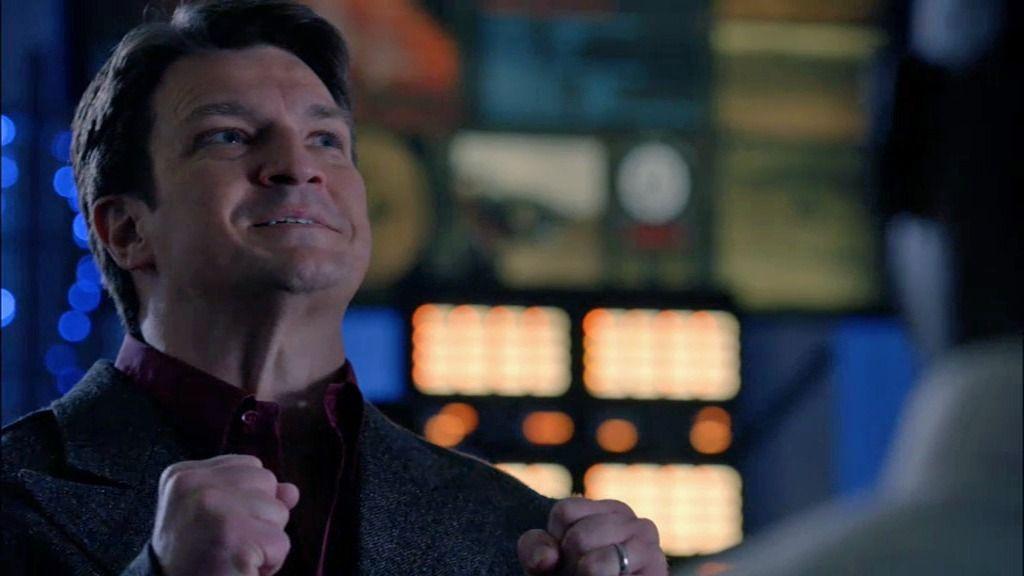 """Castle va a ponerse un traje espacial: """"¡Es el mejor caso de mi vida!"""""""