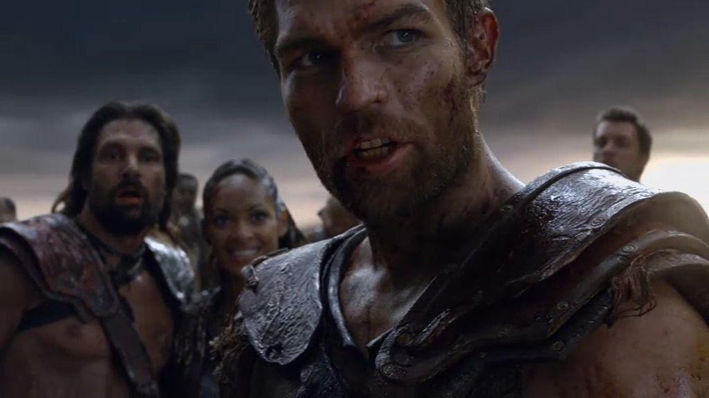 Espartaco y sus seguidores atacan a un ejército romano a las puertas de Roma