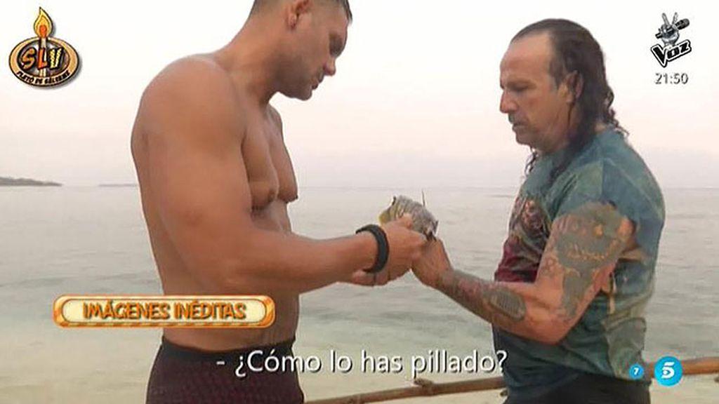 """Nacho Vidal, a Fortu: """"Le das de comer a las demás y luego te nominan"""""""