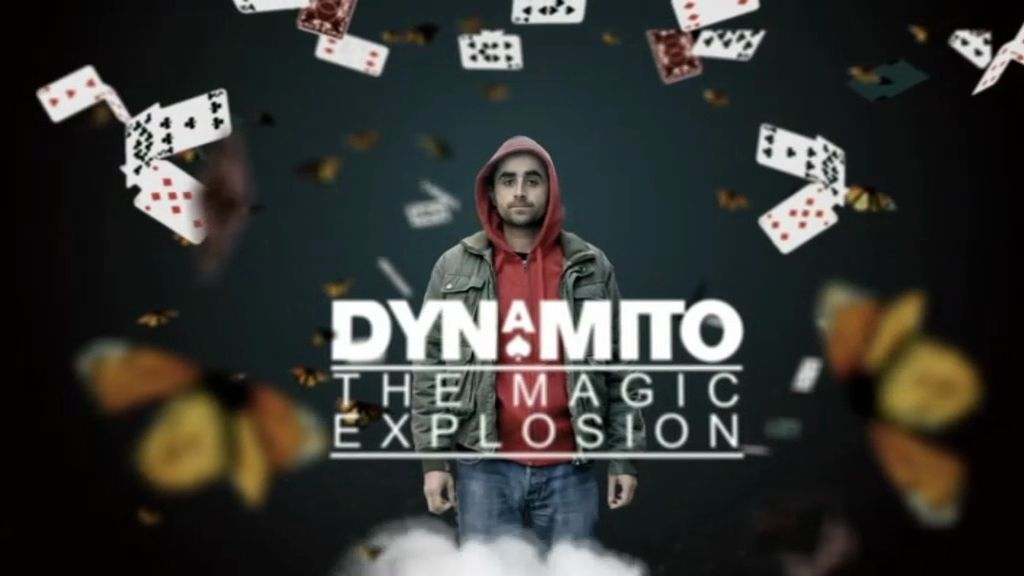 La 'magic explosion' de Dynamito