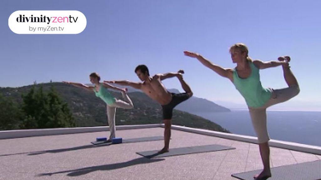 Para celebrar el Día Internacional del Yoga...¡Qué mejor que una sesión intensiva!