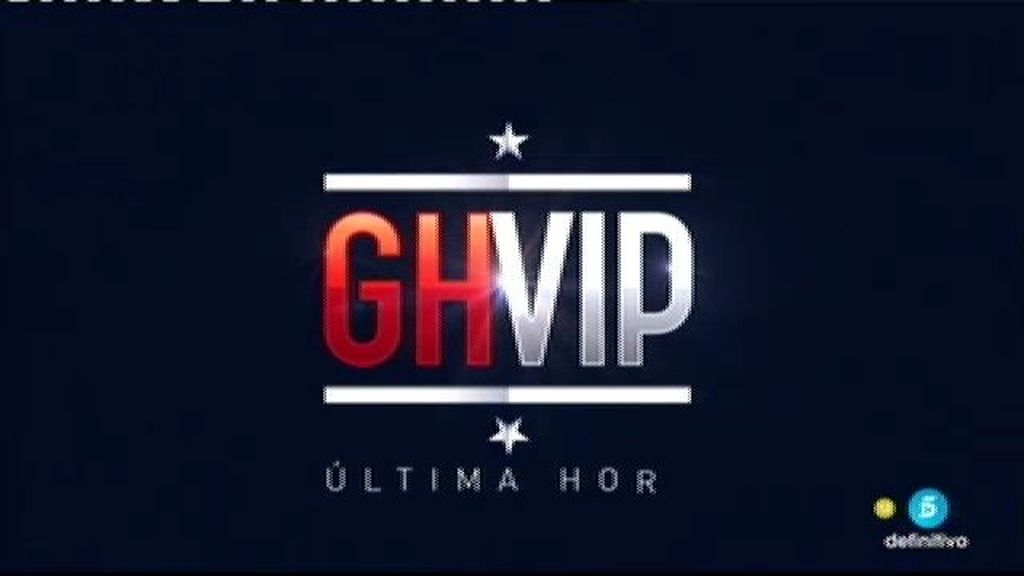 'GH VIP: Última hora' (24/03/2015)
