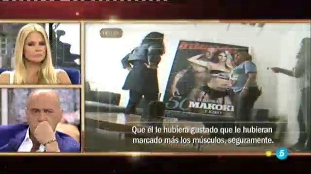 """Matamoros responde a Chelo: """"Tú sí que eres un negocio, y la gran mentira"""""""