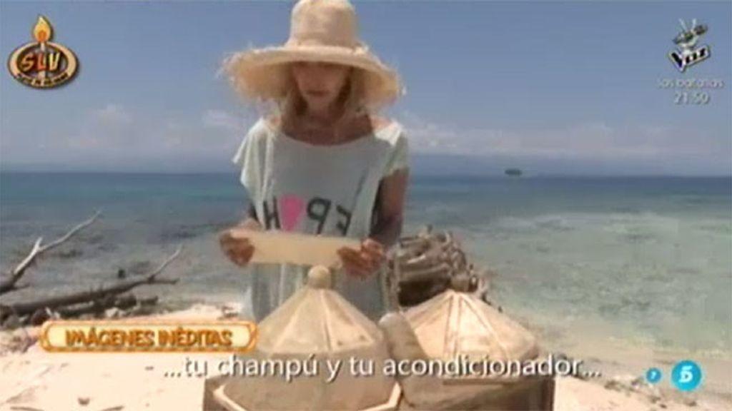 Dura decisión para Carmen Lomana: ¿Champú y acondicionador o comida?