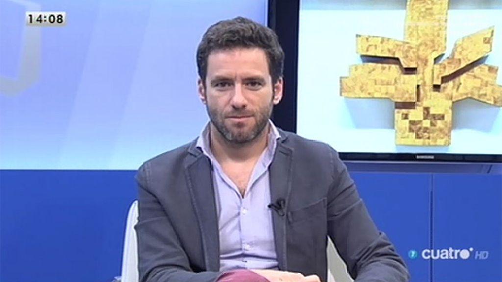 """Borja Sémper: """"Pactos que en otros lugares de Europa son razonables, en España son extraordinarios"""""""