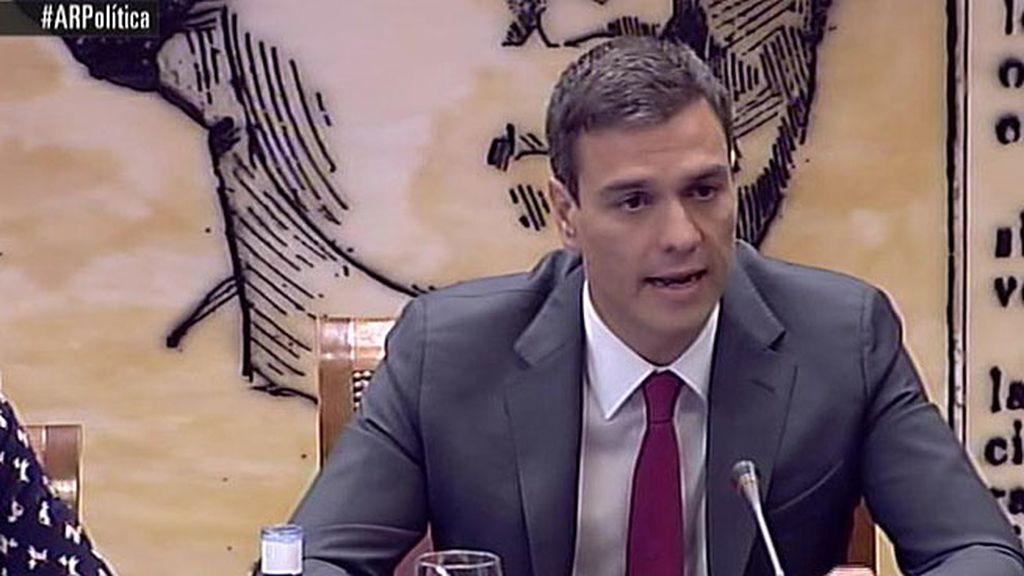 Sánchez promete derogar la reforma laboral y un nuevo estatuto de trabajadores