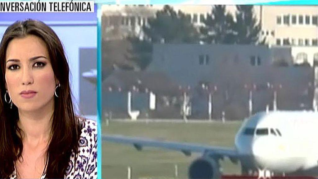 Fallecen 45 españoles en el accidente aéreo en los Alpes franceses