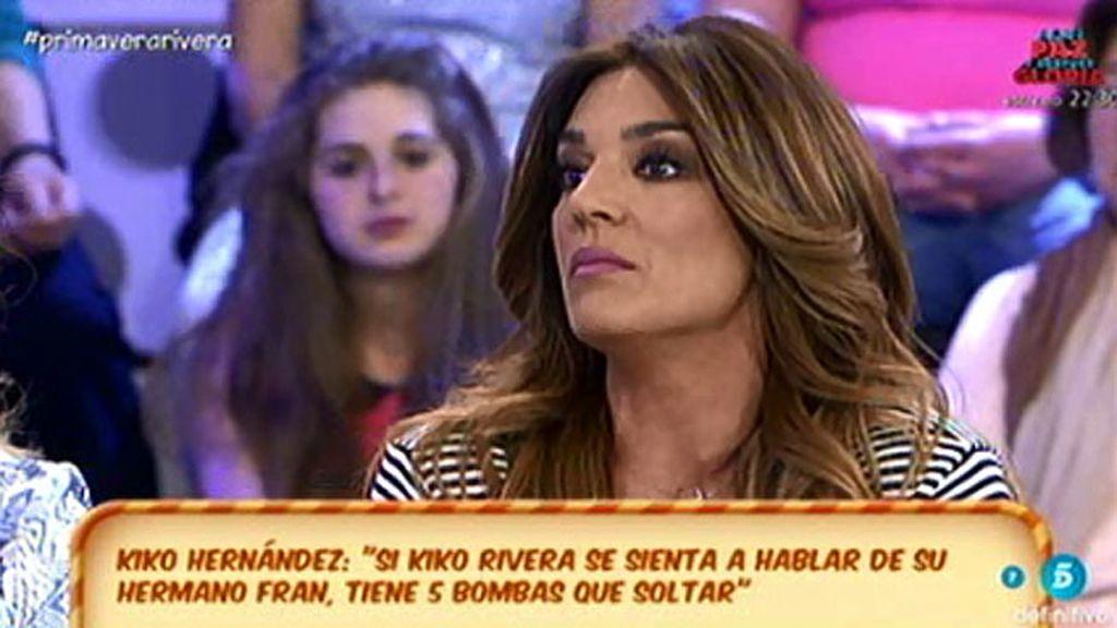 """Raquel Bollo: """"Si Pantoja hablase, se aclararían muchas cosas"""""""