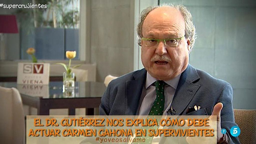 ¿Cuáles son los motivos por los que Carmen Gahona no puede participar en 'SV'?