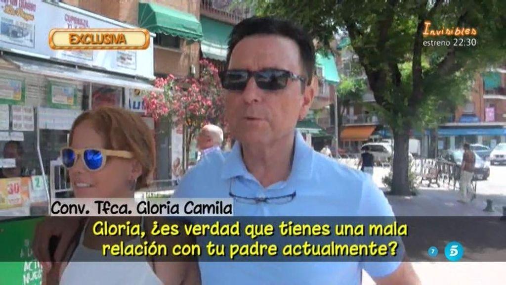 Si se da el caso a Gloria Camila no le importaría recuperar la relación con Rosa