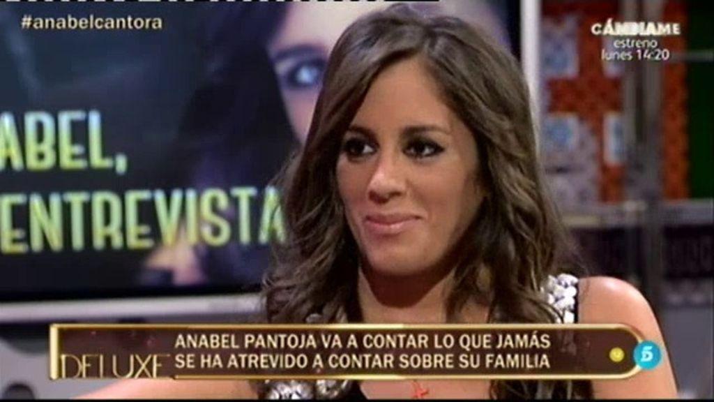 """Anabel Pantoja: """"Mi tía Isabel es generosa, impulsiva y luchadora"""""""