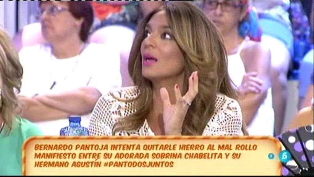 """Raquel Bollo: """"A Anabel Pantoja todo esto le ha pasado factura"""""""