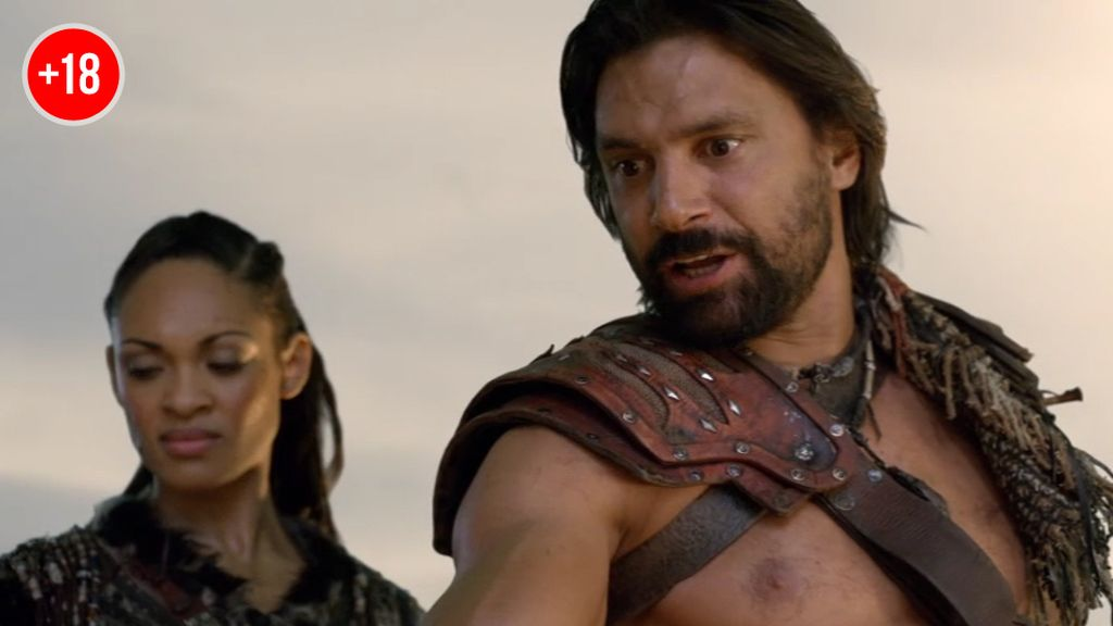 Crixus lidera una rebelión dentro del ejército de esclavos de Espartaco