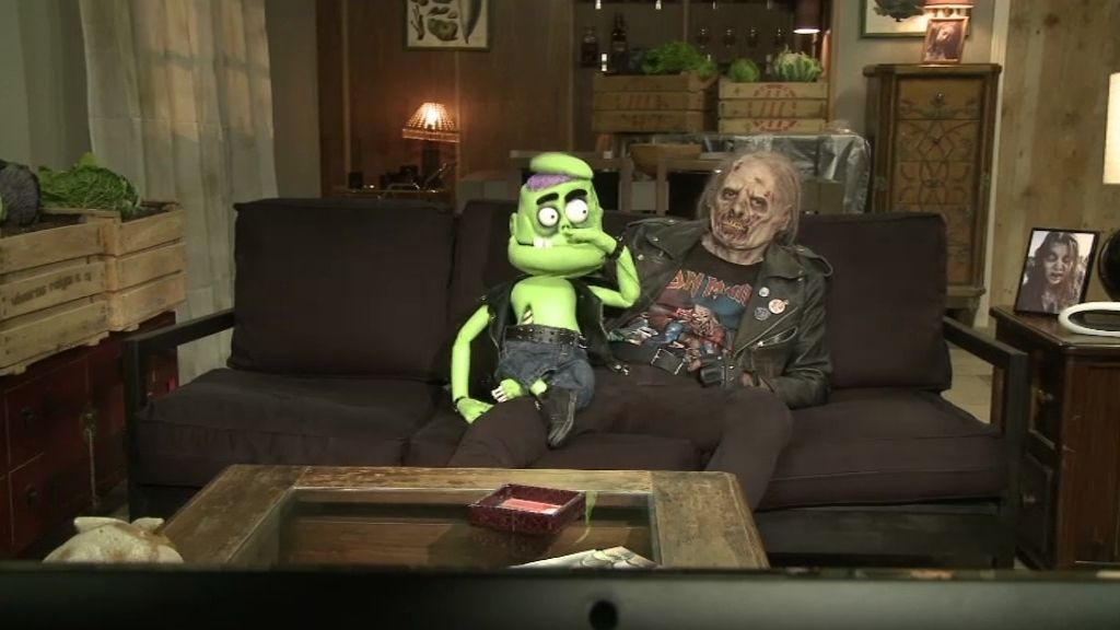 La noche de los zombies