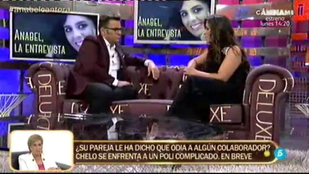 """Anabel Pantoja: """"Mi tío Agustín ha salido en varias ocasiones a dar la cara por Isa"""""""