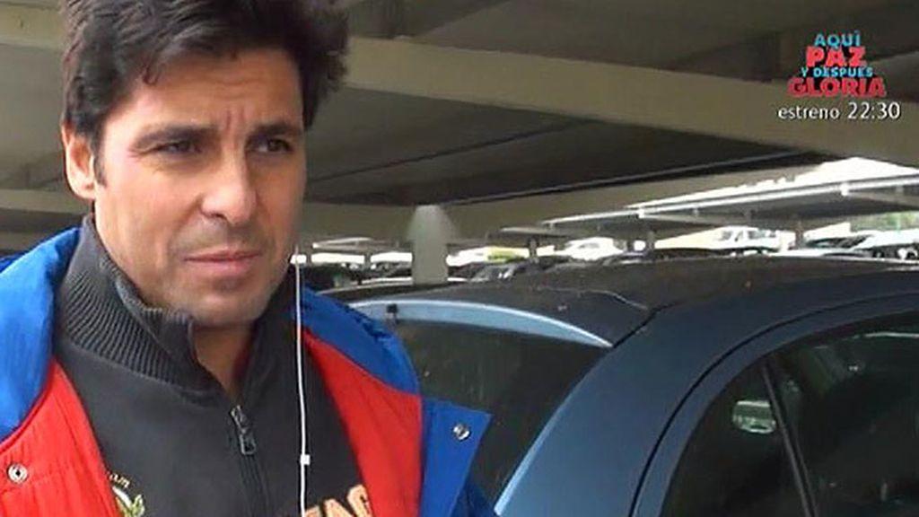 """Fran Rivera: """"Yo hablo en 'Hola' pero no tengo nada que no es mío"""""""