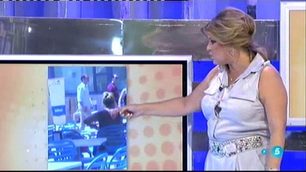 """Terelu: """"El encuentro entre Ortega y Rosa Benito fue casual y no se fueron juntos"""""""