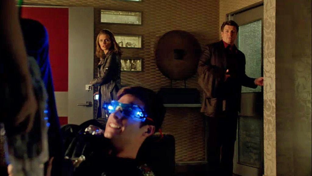 El loft se le está quedando pequeño a Castle y Beckett