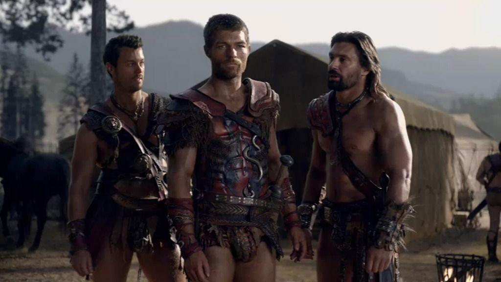 """Espartaco: """"Subestimar a tus enemigos es un rasgo romano, no caigas en la trampa"""""""