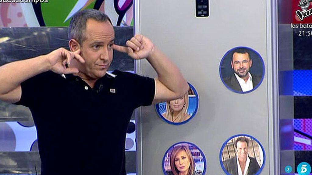 Práctica maligna: Víctor Sandoval nos enseña cómo hay que congelar a alguien