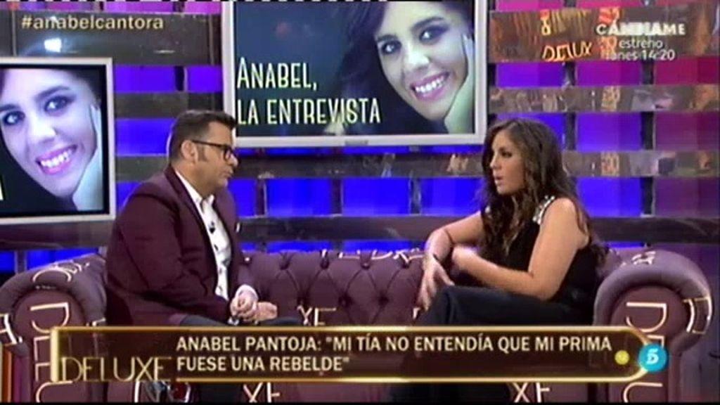 """Anabel Pantoja: """"Si se produce un distanciamiento con Isa es porque ella quiere"""""""