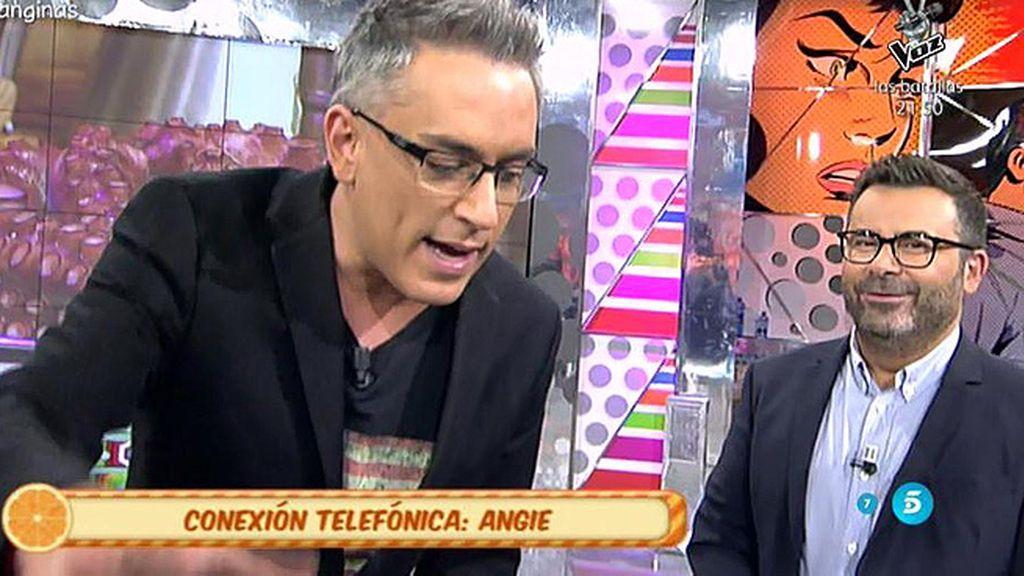 Kiko H. afirma que Angie tuvo algo con Jacinto Carballo, exconcursante de 'GH'