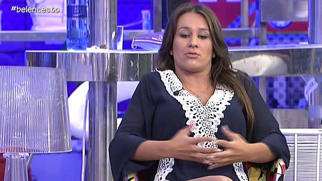 Laura Cuevas recrea lo que Kiko Rivera dijo de Jorge Javier Vázquez