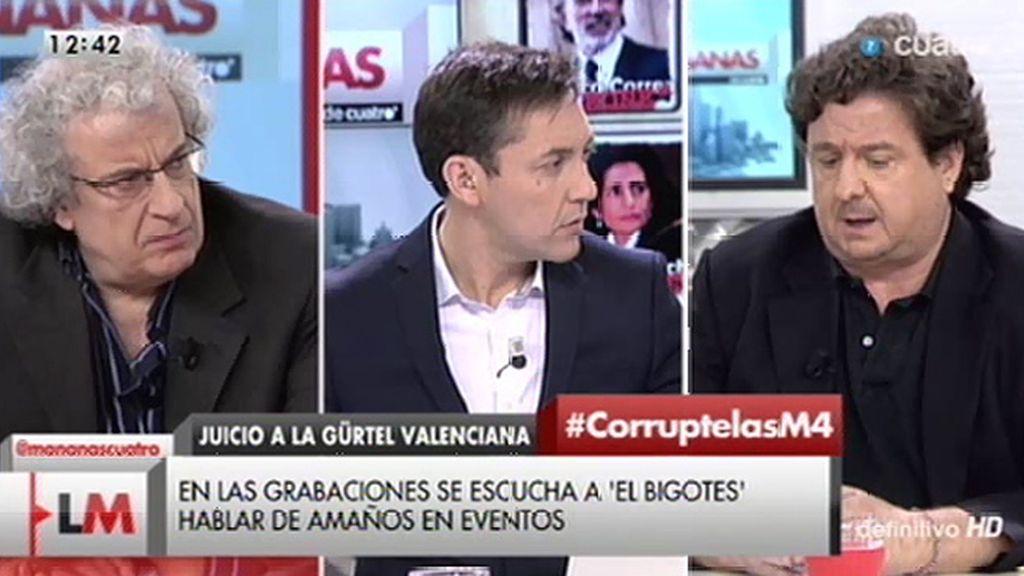 """José Luis Peñas: """"Un coche sacó a mi mujer de la carretera"""""""
