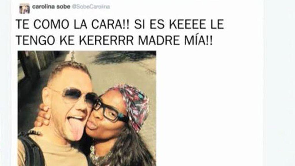 ¿Están juntos Carolina Sobe y Nacho Vidal?