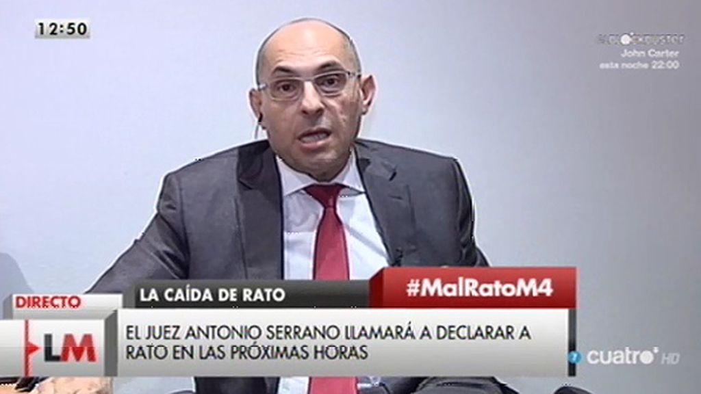 """E. Silva: """"Es la primera vez que el régimen, para salvarse, sacrifica a uno de los suyos"""""""