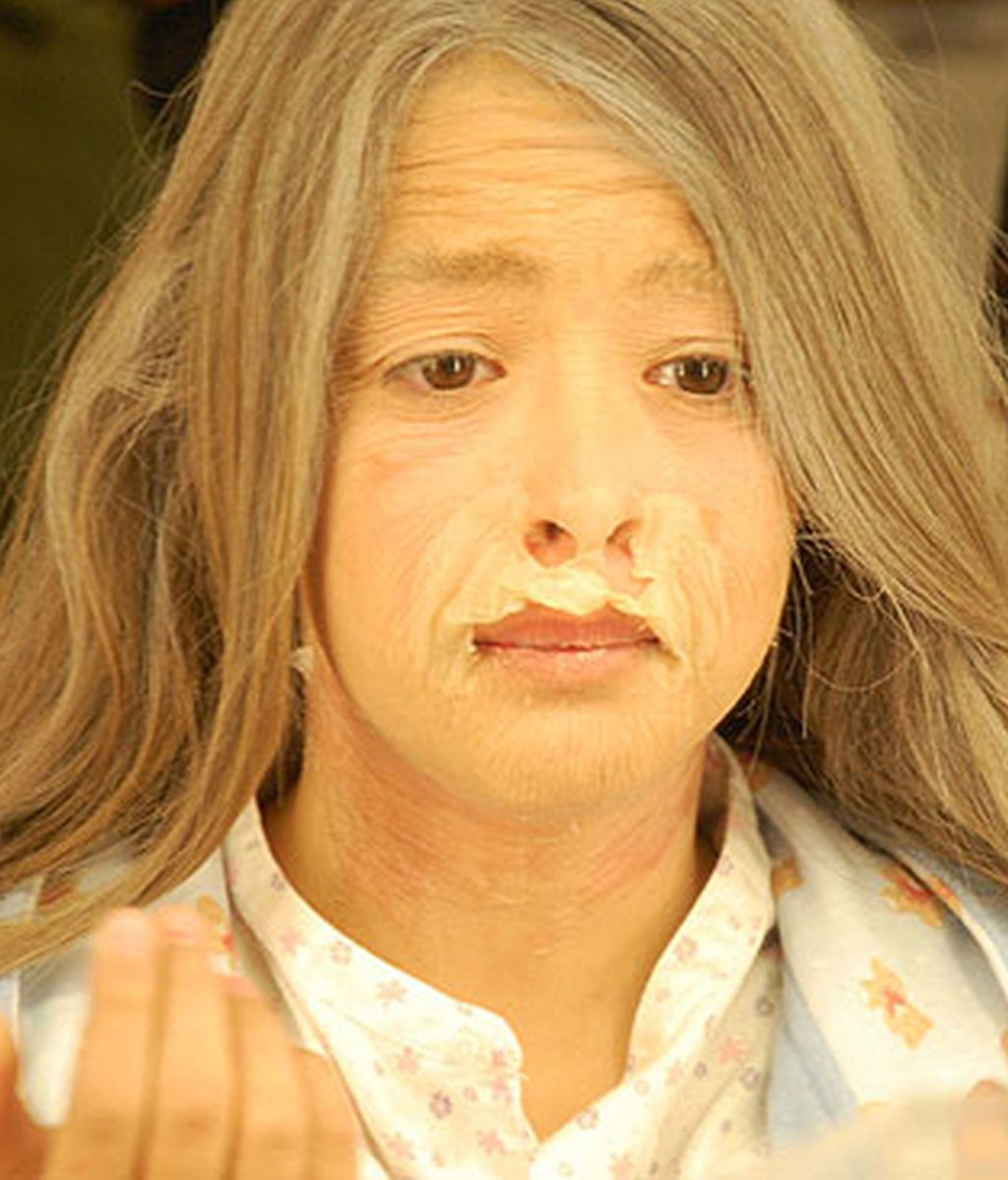 Maquillaje Carmen Sánchez