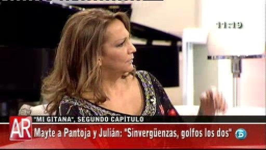 """Charo Vega: """"Isabel Pantoja es dócil"""""""