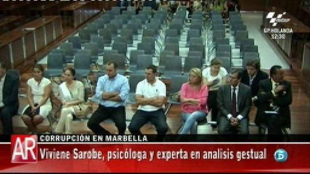 Isabel Pantoja entra y sale de la Audiencia como una persona digna, según una experta en comunicación no verbal